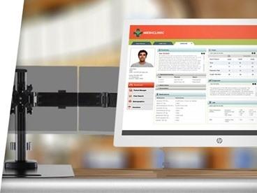 HP Display and Stand Bundles