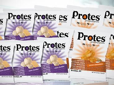 Protes Protein Popcorn Sampler