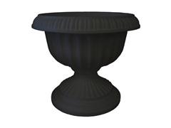 6-Pack Grecian Urn, 18-Inch, Black