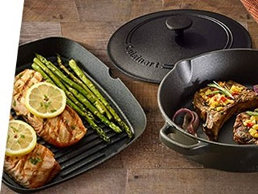 Kitchen Cookware and Electrics