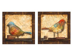 Birds Set of 2