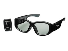 3D-RF Rechargeable Glasses & Emitter Bundle