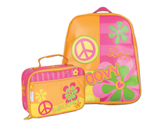 Peace Go-Go Bag & Lunchbox