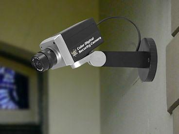 Fake Cameras, Real Security!
