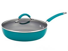 "KitchenAid 11"" Covered Deep Skillet"