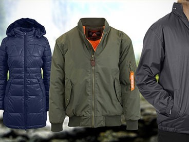 Spire by Galaxy Men's and Women's Jackets