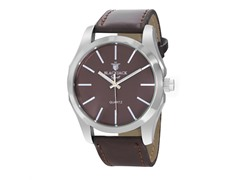 Classic Watch, Brown