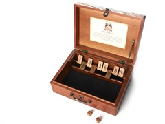 Old Century Shut-the-Box Game