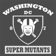 Washington D.C. Super Mutants