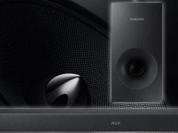Samsung 2.1 Channel 130W Soundbar