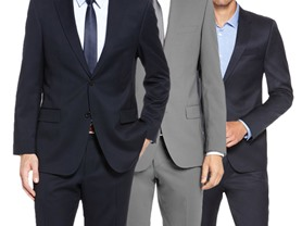 Renoir Italian Suits- Classic & Slim Fit