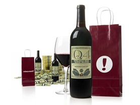 Woot Cellars Q4 Red (5) Plus Gift Bags