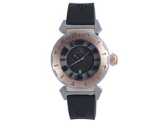 Giulio Romano Ferrara Rose Gold IP Watch