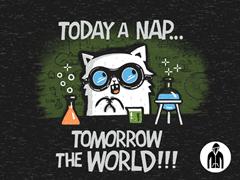Tomorrow the World!!! LW Zip Hoodie