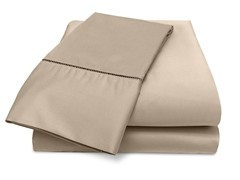 Veratex Legacy 500TC Sheet Set-Taupe-5 Sizes