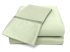 Veratex Princeton 500TC Sheet Set-Sage-5 Sizes