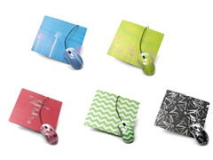 Mousepad Sets - Choose Your Pattern