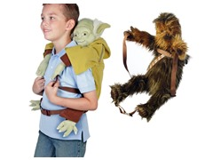 Star Wars Backpack Plush Buddy 2-Choices