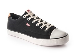 Levi's Louisiana Low Tops, Black