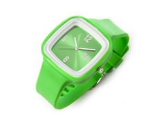 Flex Watch Mini Green