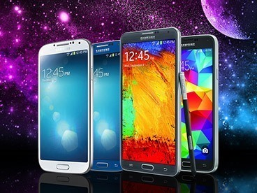 Samsung Unlocked Phones (Grade A)