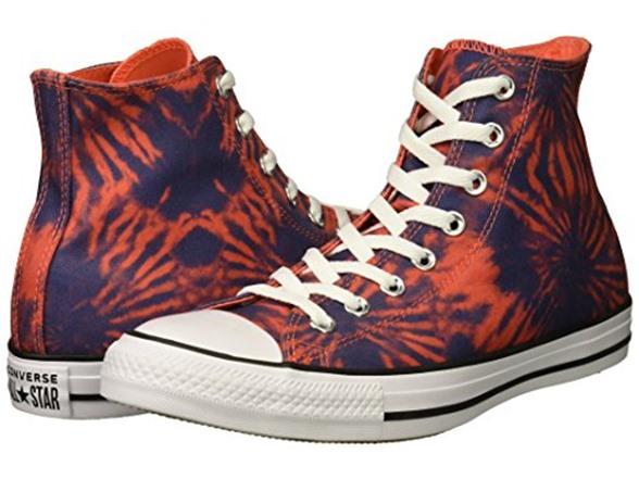 f24456b6078330 Converse Men s Chuck Taylor All Star Tie Dye Sneaker