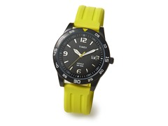 Timex T2P136 Men's Rubber Strap Analog Watch