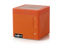 Texas Bull Orange Bluetooth Speaker