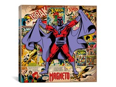 Magneto on X-Men Covers & Panels Square