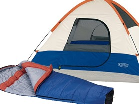 Wenzel Tent ~or~ Sleeping Bag