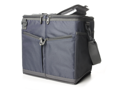Dual 2-in-1 24 Can Cooler