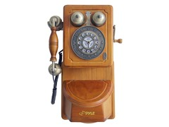 Retro Antique Wall-Mount Phone