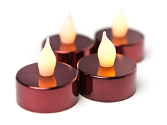 Westinghouse 16-Pc Red LED Tealights