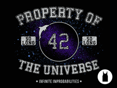 Forty-Two U. Unisex Tank