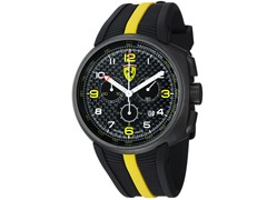 Fast Lap, Black / Yellow
