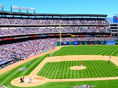 Rangers Ballpark, Texas Rangers