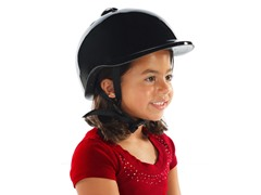 Black Bicycle Helmet