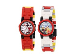 $9.99 LEGO Watches w/Mini-figures