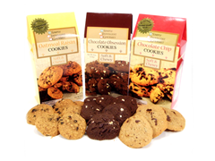 Soft & Chewy Cookies - Set of 6 Boxes
