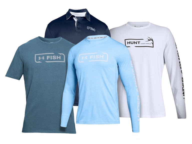 Under Armour Fish and Hunt Apparel