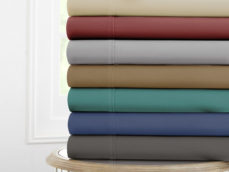 Nanotex Cool Comfort Sheet Sets