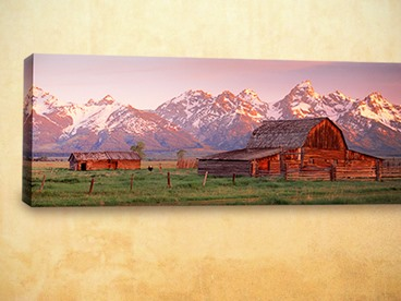 National Parks On Canvas
