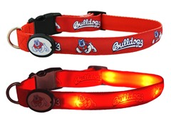 Fresno State University LED Collar - L