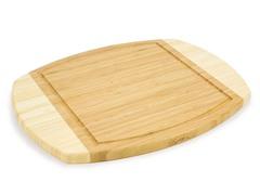 "Picnic Time 15"" Ovale Cutting Board"