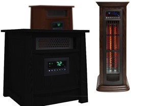 LifePro 8-element 2,000 sqft Heater - 2 Styles