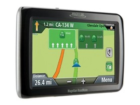 "Magellan 4.7"" GPS with Lifetime Maps"