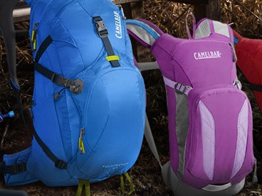 Camelbak Hydration Packs for Adults and Kids