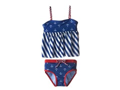 Anchor Tankini - Royal Blue (12M)