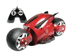RC Red Cybercycle