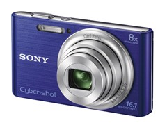 Sony 16.1MP Digital Camera w/ 8x Zoom